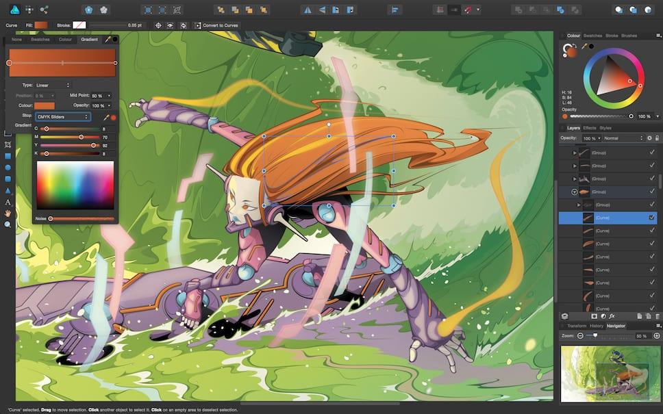Ezekre cserélhető a Photoshop és az Illustrator | Techwok.hu