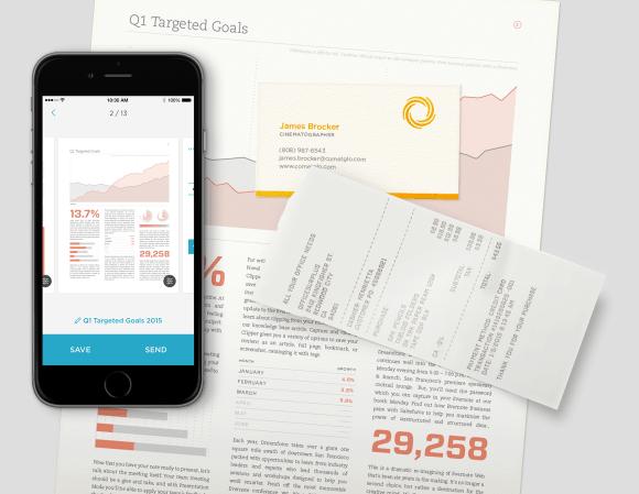 Dokumentumok, számlák gyors digitalizálása okostelefonnal | Techwok.hu