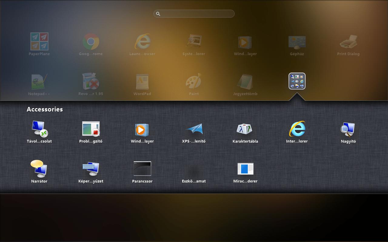 Így lehet Apple-stílusú Start-menüje Windowson, ingyen | Techwok.hu
