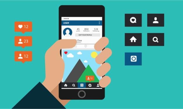 Instagram fotók letöltése csoportosan, pár mozdulattal