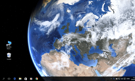 Időjáráshoz igazodó háttérkép letöltése Windowsra, OS X-re