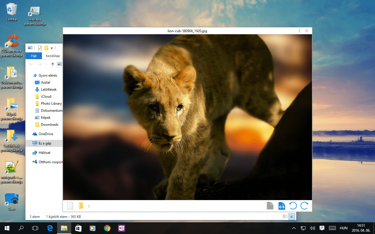 Villámgyors előnézet fájlokról Windowson, ingyen | Techwok.hu