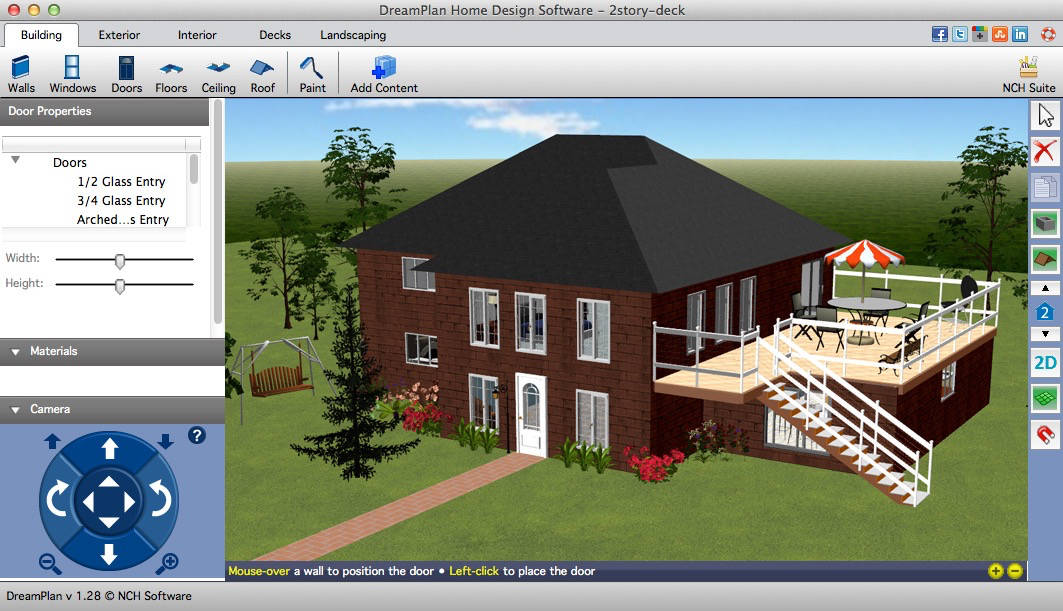 House Building Application Mac