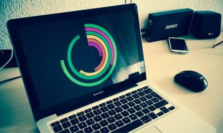 Futurisztikus óra képernyővédőnek, ingyen