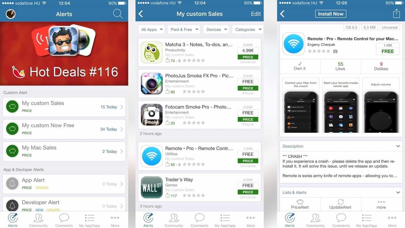 Fizetős programok letöltése ingyen az okostelefonra | Techwok.hu