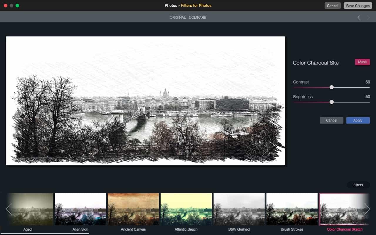 Photos-filters