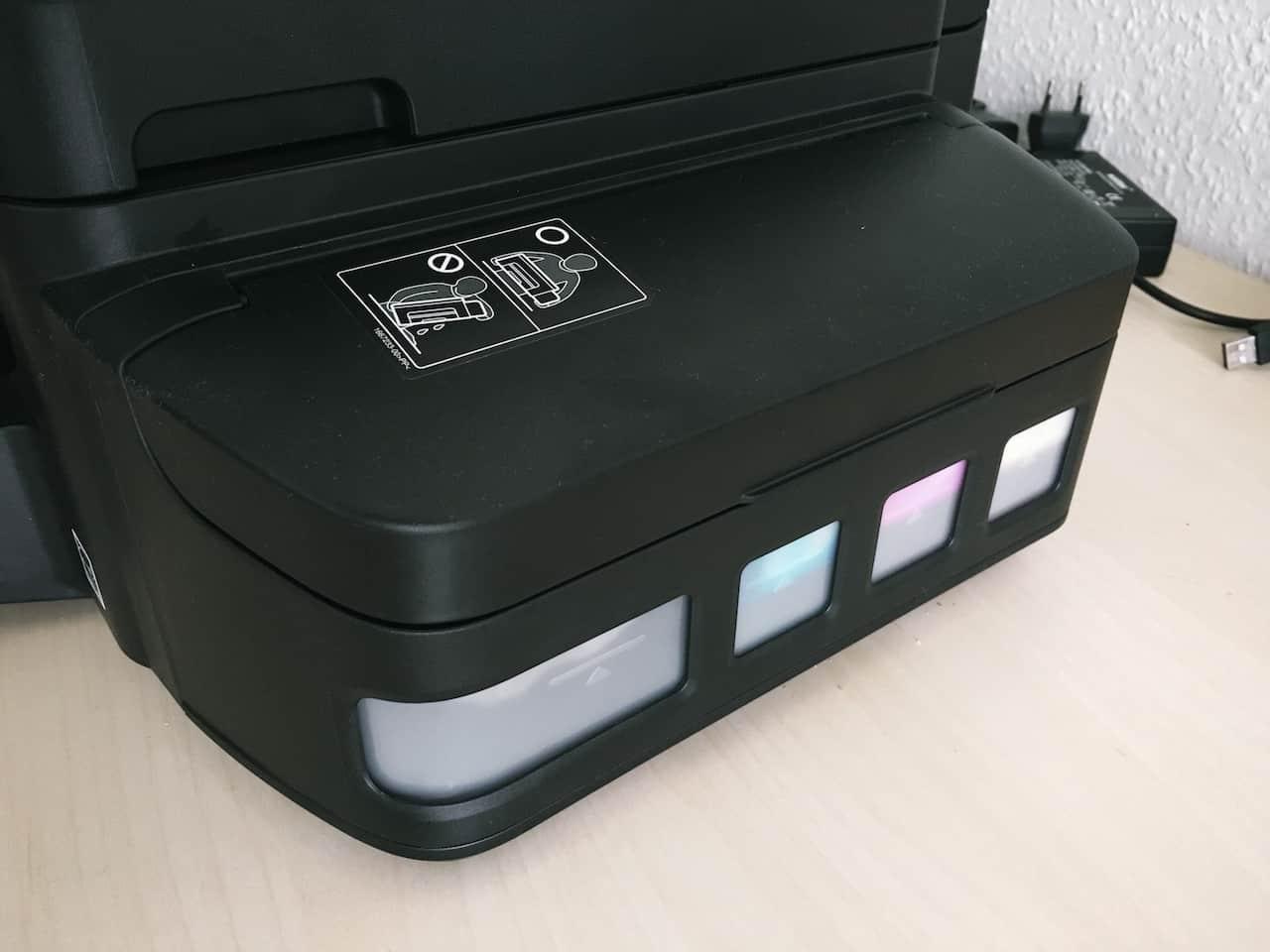 Kipróbáltuk a kis irodák ideális nyomtatóját: nagyon költséghatékony | Techwok.hu