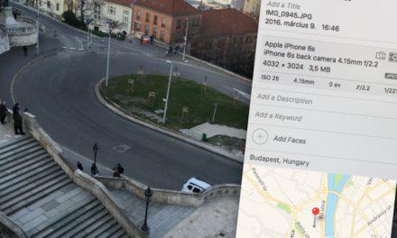 Ne leplezzük le magunkat: GPS és EXIF adatok törlése fotókból
