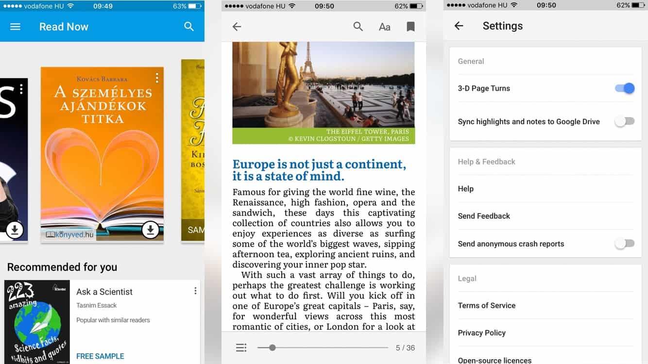 Nem elég jók az iOS saját alkalmazásai? Használja ezeket! | Techwok.hu