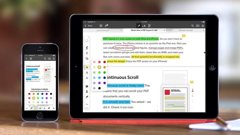 Hihetetlenül kényelmes, gyors PDF olvasó és szerkesztő