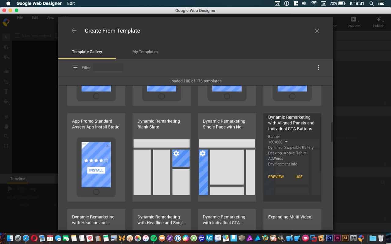 Látványos HTML5 bannerek készítése villámgyorsan, egyszerűen, ingyen | Techwok.hu