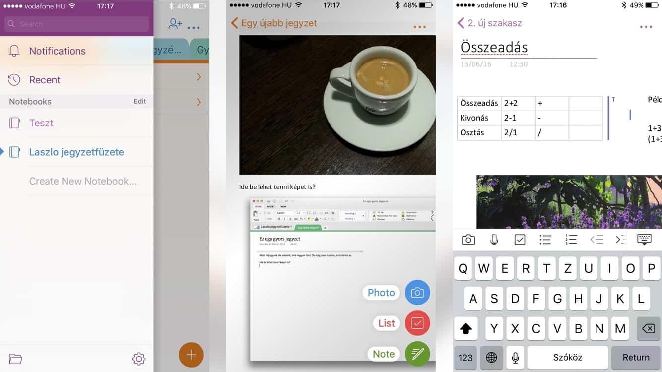 A legjobb ingyenes jegyzet alkalmazások, az Evernote helyett   Techwok.hu