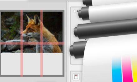 Poszter nyomtatás egyszerűen, A4-es printerrel