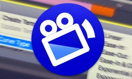 Screenflow 6: profi képernyővideók készítése, egyszerűen