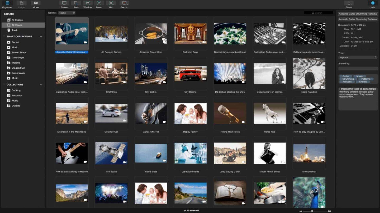 Sokat tudó képernyő fotózó és screencam alkalmazás | Techwok.hu