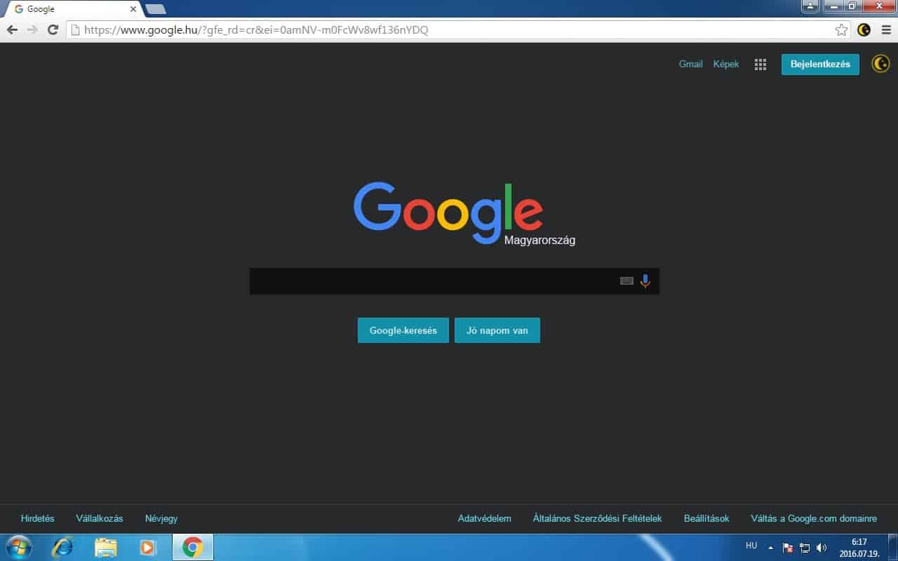 Látványos éjszakai üzemmód Facebookhoz és Google-hoz | Techwok.hu