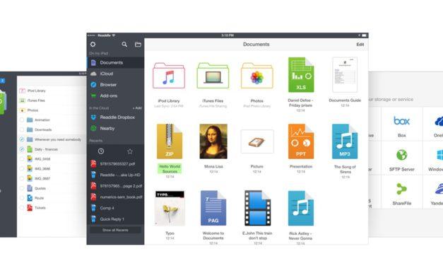 Documents 5: megújult az egyik legjobb iOS fájlkezelő app
