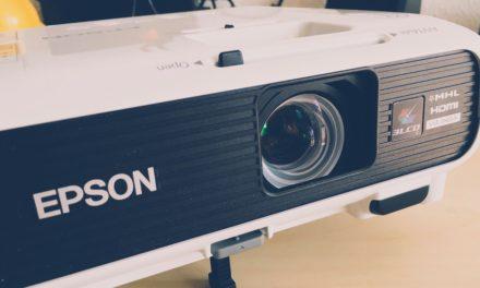 Epson EB-U04: mozi otthon vagy meggyőzés az irodában