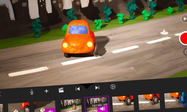 Stop Motion animáció készítése okostelefonnal, akár ingyen is