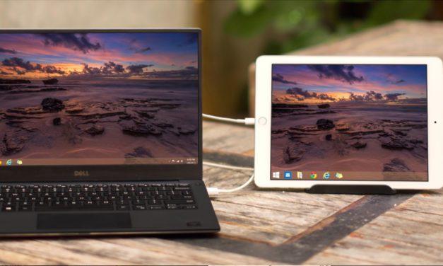Így használható az iPad monitorként a számítógéphez