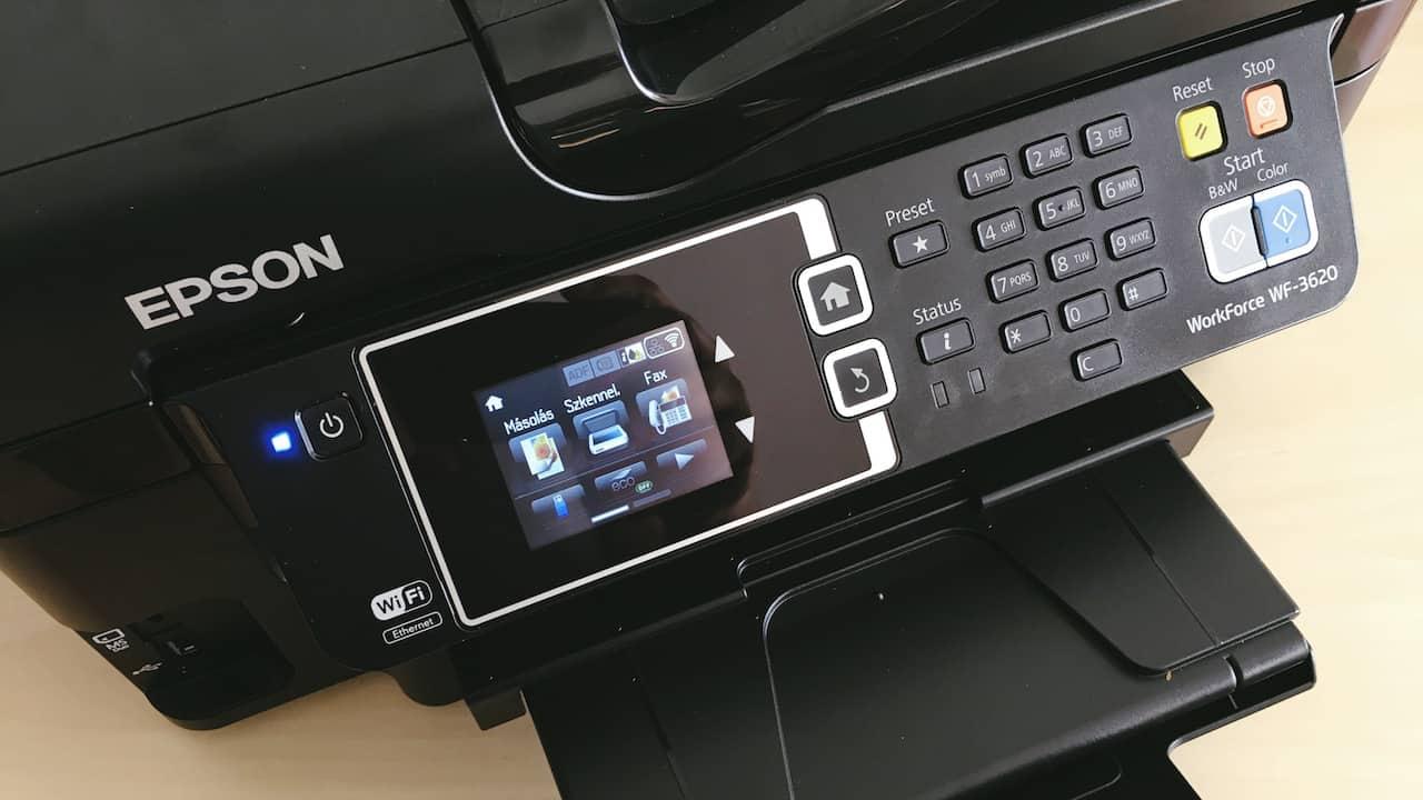 Nyomtató a jegyzetek és házi dolgozatok időszakára | Techwok.hu
