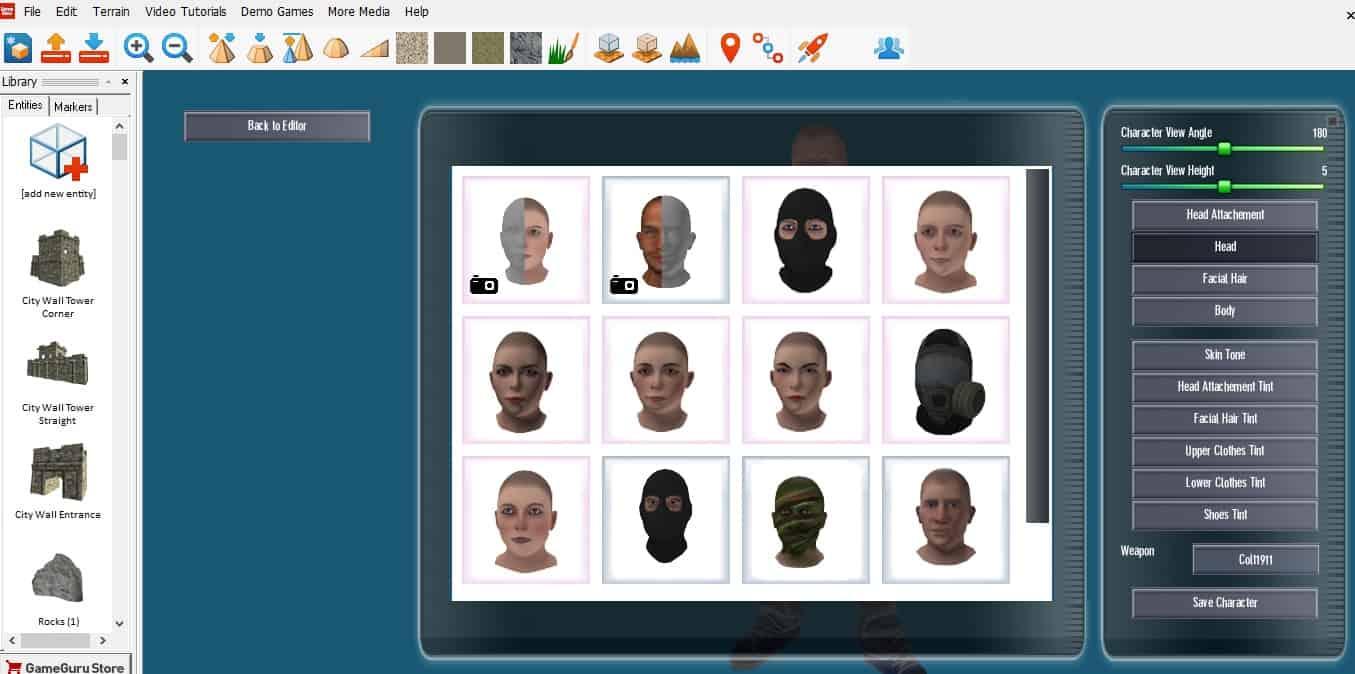 Készítsünk profi 3D-s játékot, programozás nélkül | Techwok.hu