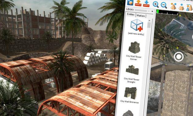 Készítsünk profi 3D-s játékot, programozás nélkül