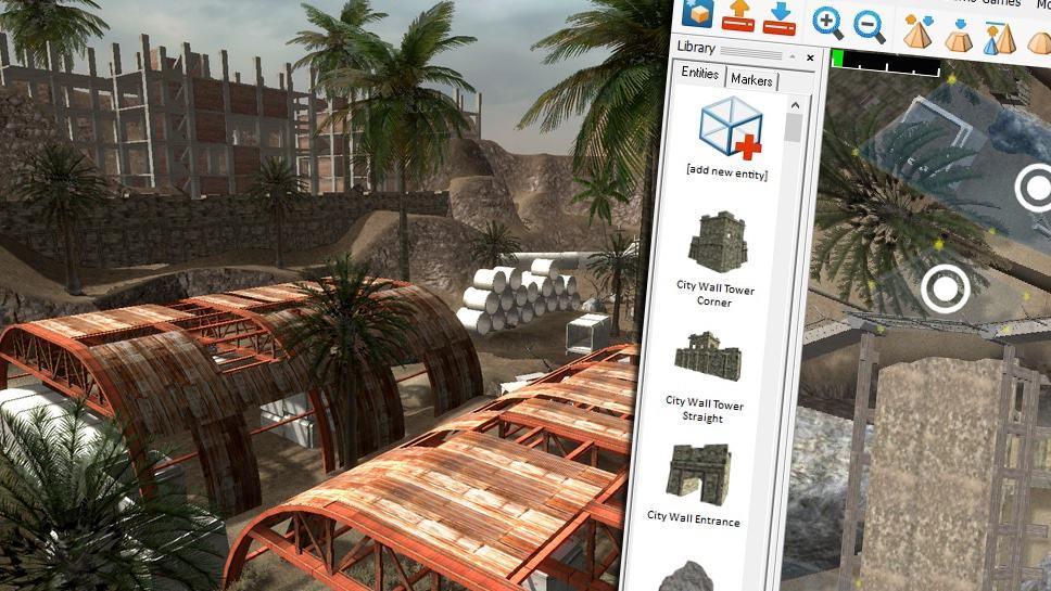 Készítsünk profi 3D-s játékot, programozás nélkül   Techwok