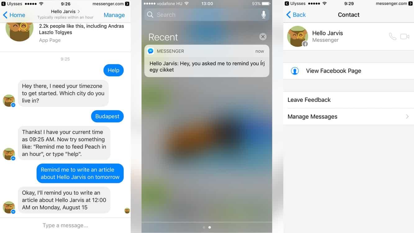 Így figyelmeztethet minket a Messenger a tennivalóinkra | Techwok.hu