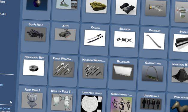Játékfejlesztéssel ismerkedőknek: ingyen letölthető alapanyagok