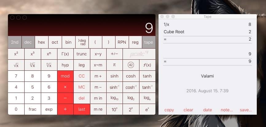 Kihagyhatatlan, alakítható számológép iPhone-ra és macOS-re | Techwok.hu