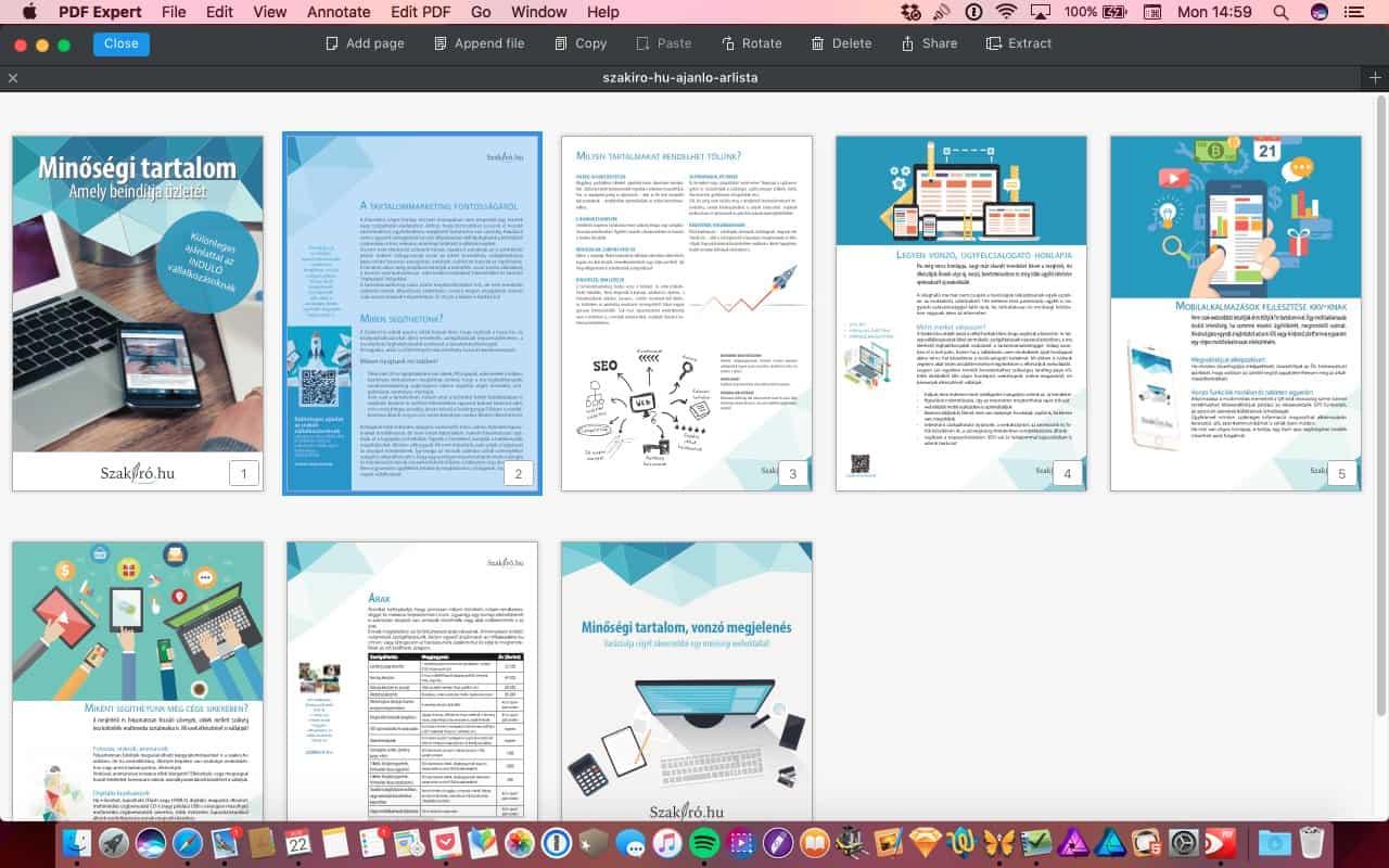 Itt a PDF Expert 2: teszteltük az újdonságokat | Techwok.hu