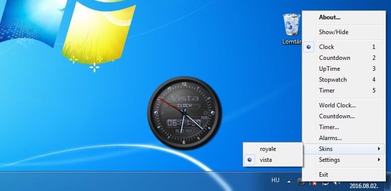 TOP 3: látványos analóg órák a Windows Asztalára, ingyen | Techwok.hu