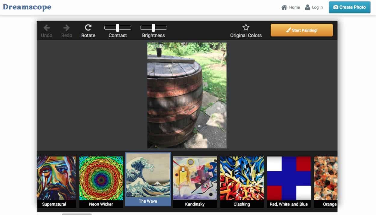 Így lesz fotóból festmény: ingyenes szoftverek az átalakításhoz | Techwok.hu