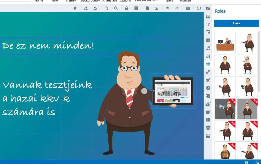 Így készíthetünk hatásos prezentációt vagy explainer videót | Techwok.hu