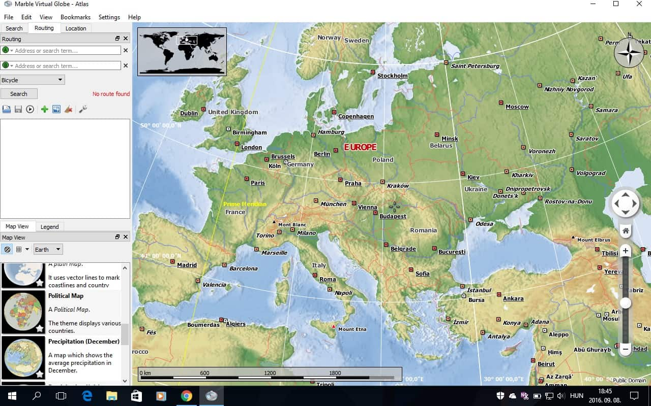 Interaktív földgömb és csillagászati szoftverek, ingyen | Techwok.hu