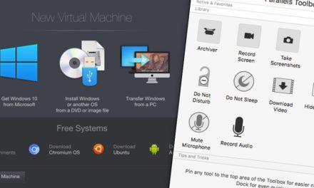 Parallels Desktop 12: villámgyors Windows a Macen