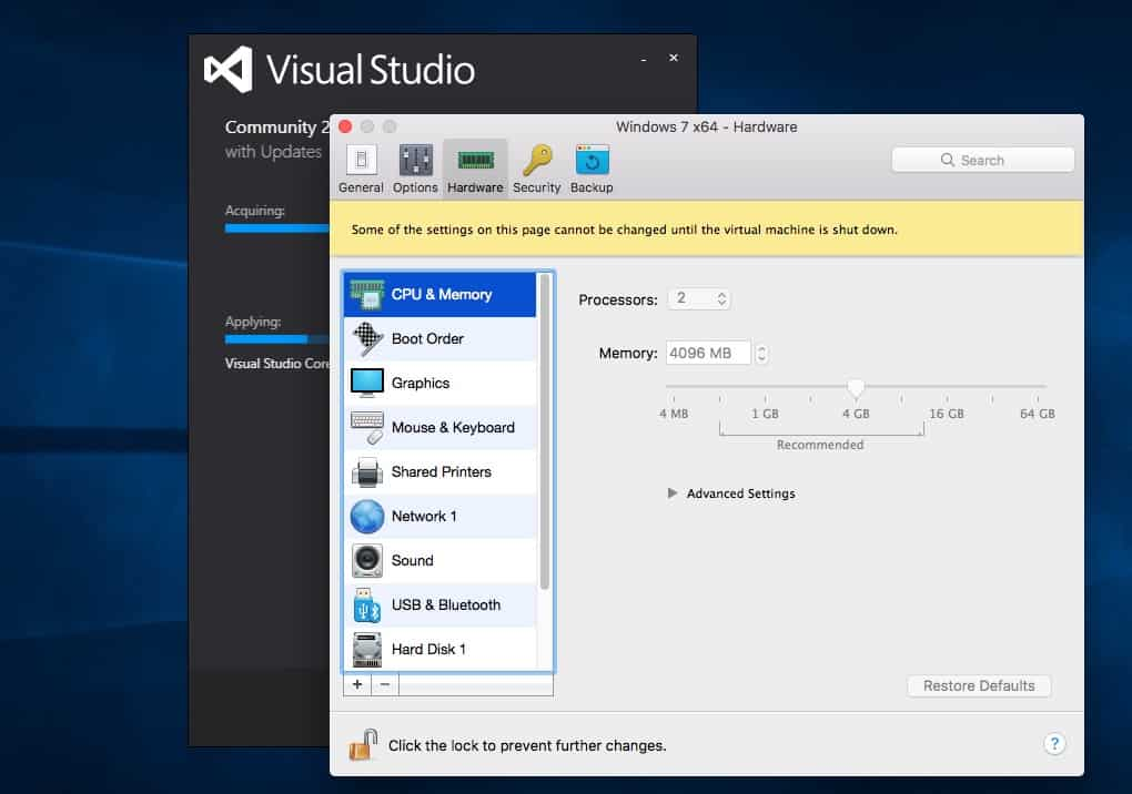 Parallels Desktop 12: villámgyors Windows a Macen | Techwok.hu