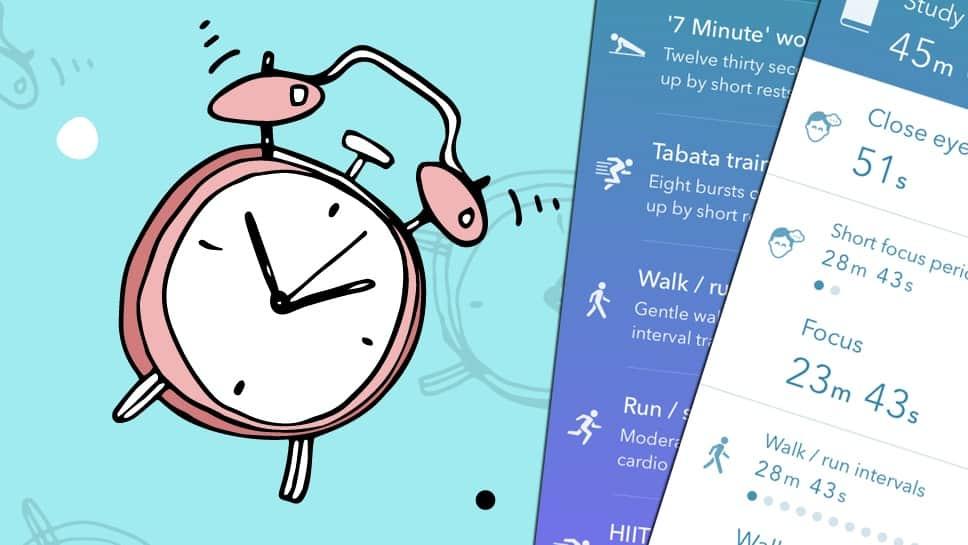 Zseniális időmérő app ingyen, párhuzamos feladatokhoz is