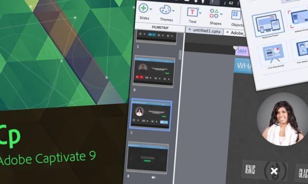 Adobe Captivate 9: az e-learning fejlesztés nagyágyúja