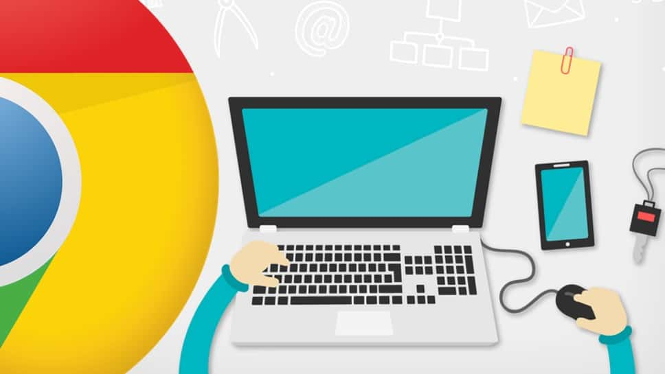 Linkek másolása mesteri módszerekkel a Chrome-ban