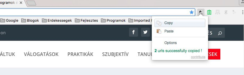 Linkek másolása mesteri módszerekkel a Chrome-ban   Techwok.hu