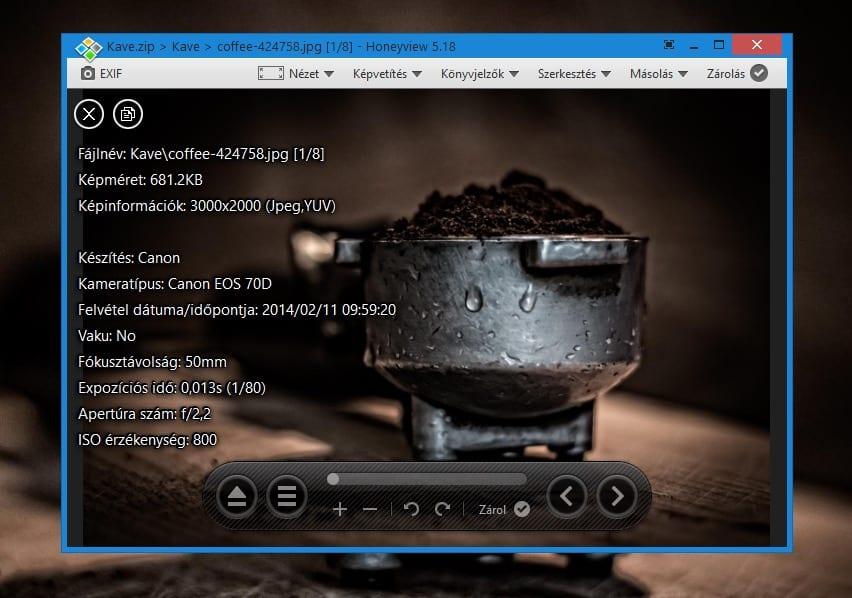 Villámgyors képnézegető program, ZIP és RAR fájlokhoz is | Techwok.hu