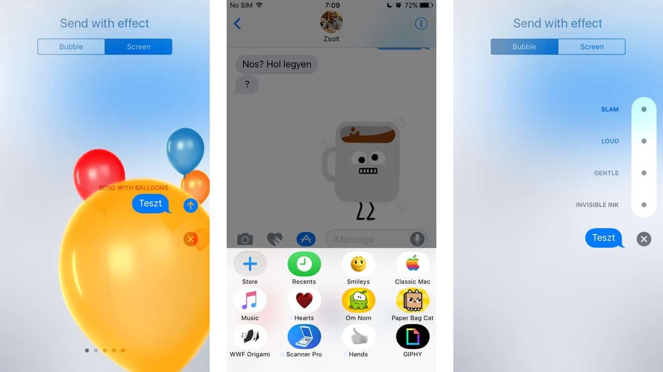Az iOS 10 legjobb új funkciói iPhone-on | Techwok.hu