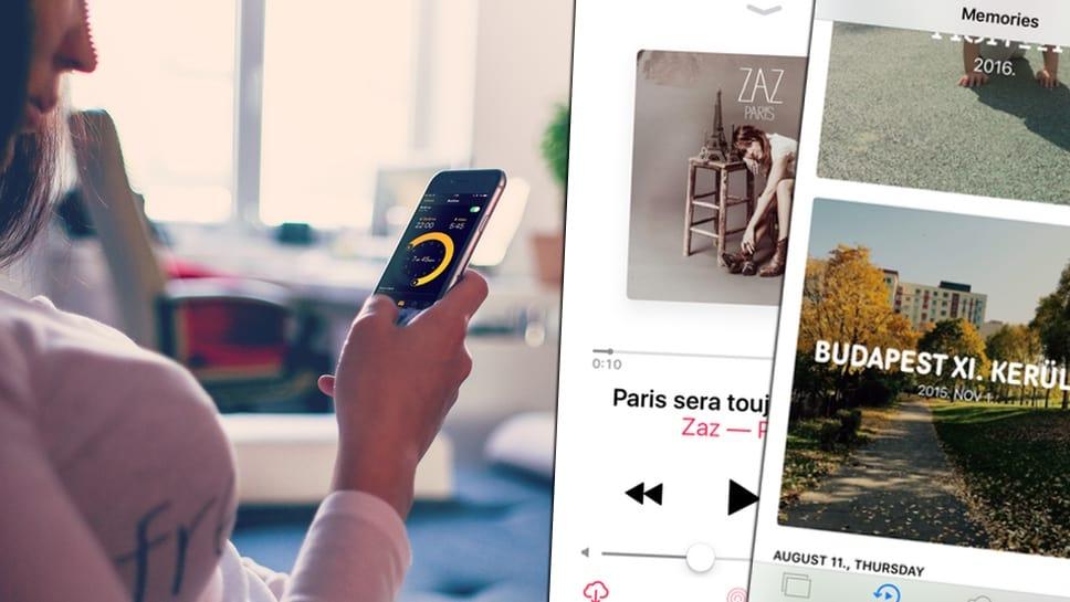 Az iOS 10 legjobb új funkciói iPhone-on