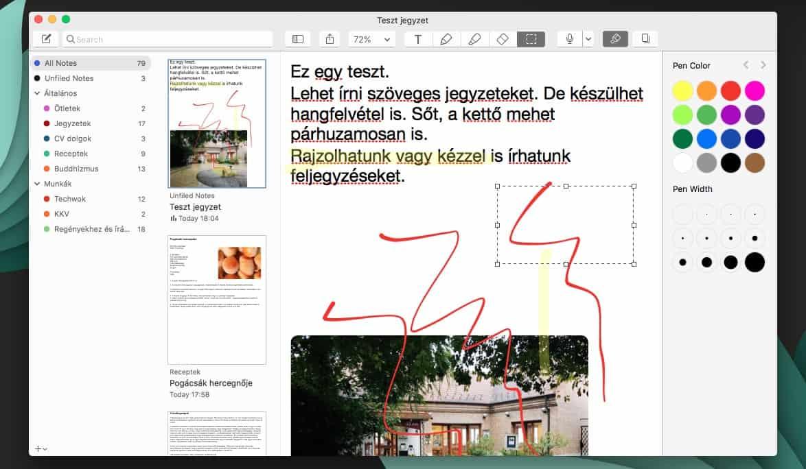 Notability: jegyzetelés új megközelítésben | Techwok.hu