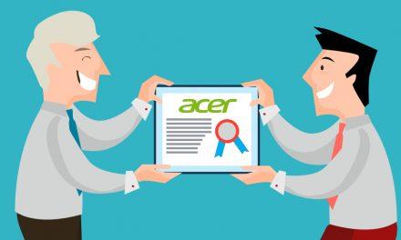 Szemkövető monitorral és új notebookkal aratott az Acer