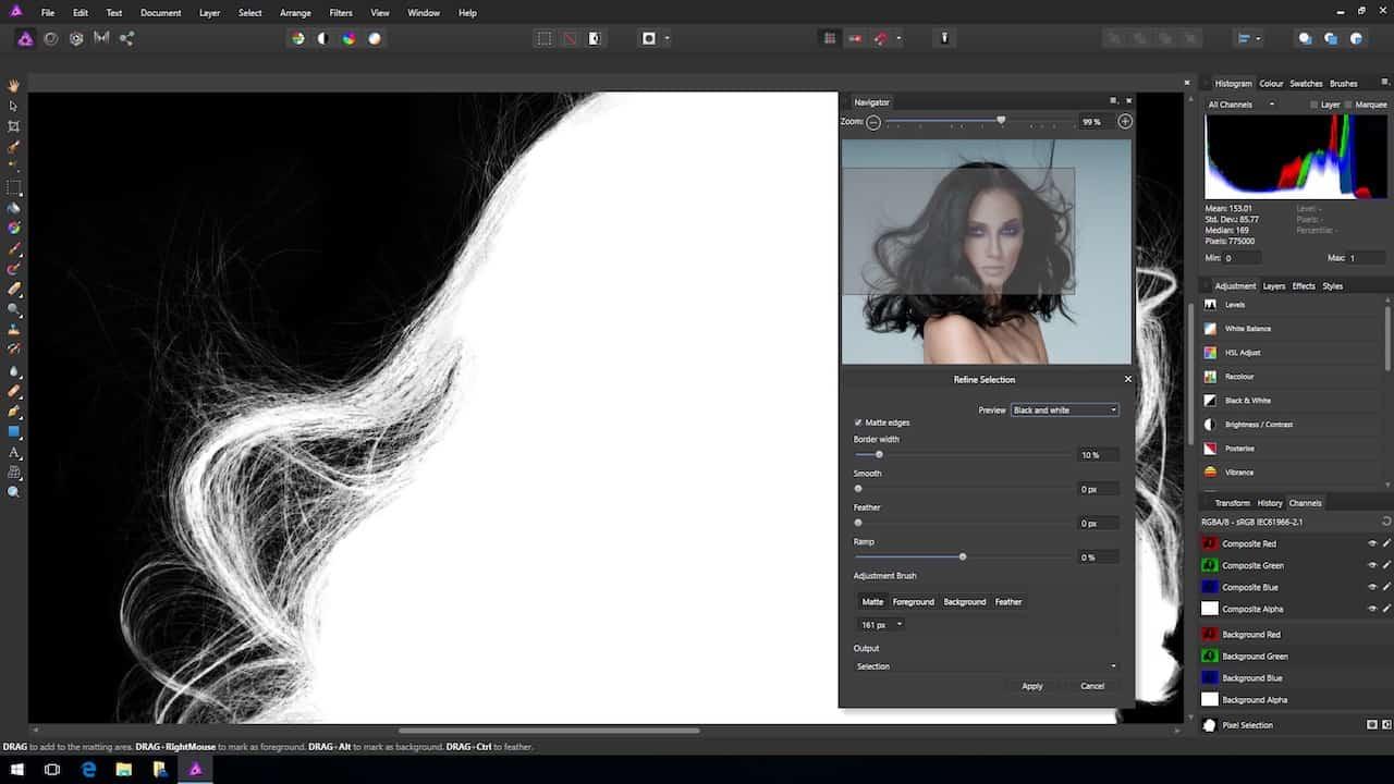 Photoshop helyett: Affinity Photo Windowsra! Tesztelje ingyen! | Techwok.hu