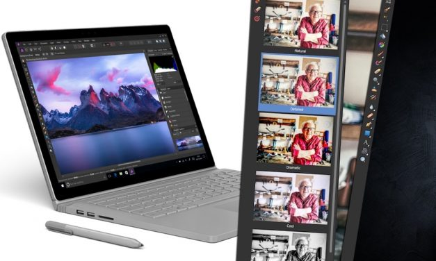 Photoshop helyett: Affinity Photo Windowsra! Tesztelje ingyen!