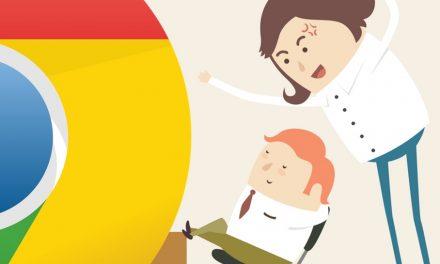 Chrome pánikgomb: ha meglepne a főnök